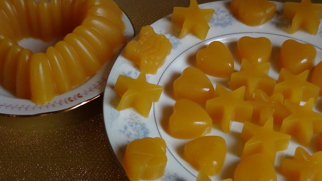 Ингредиенты для домашнего мармелада из сока и агар-агара
