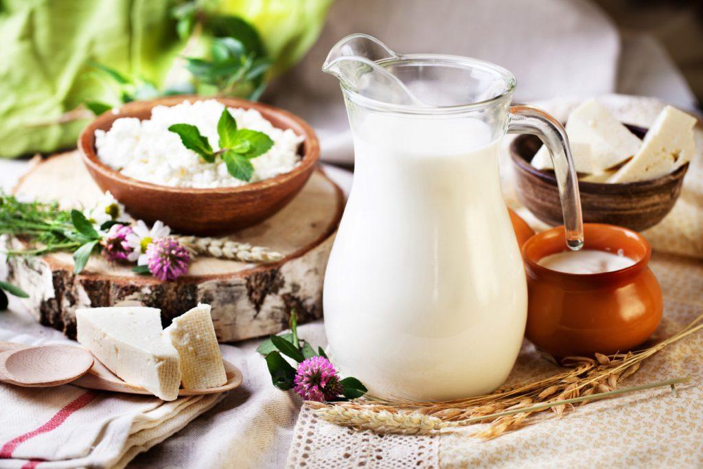 В каких молочных продуктах содержится больше всего лактозы?