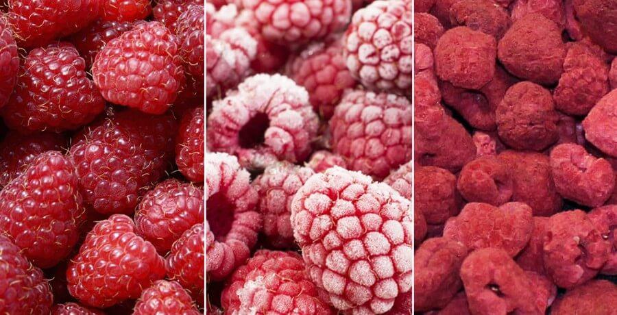 Что представляет собой сублимация, и чем она отличается от иных методов консервирования ягод