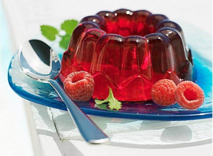 № 7. Фруктово-ягодное желе