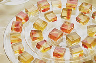 Желатин десерт молекулярная кухня