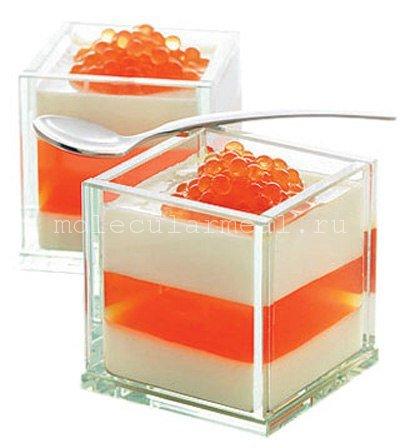 Молекулярная кухня Молекулярный десерт