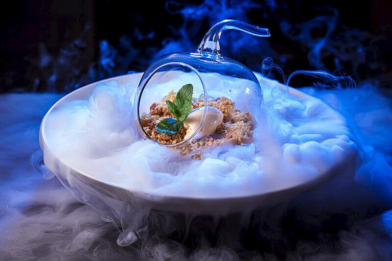 Десерт. Молекулярная кухня
