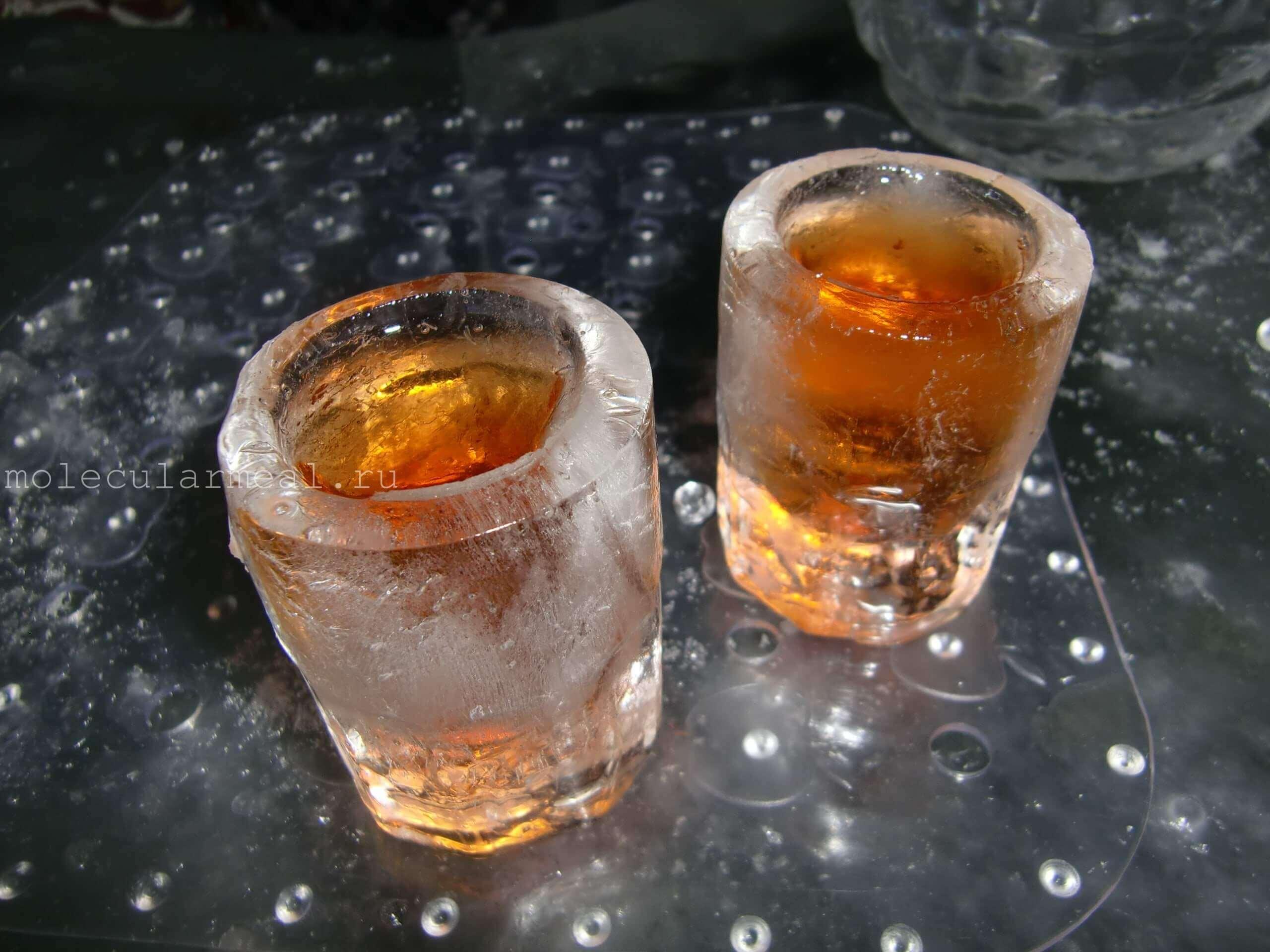 Услуги ледяного бара в Москве
