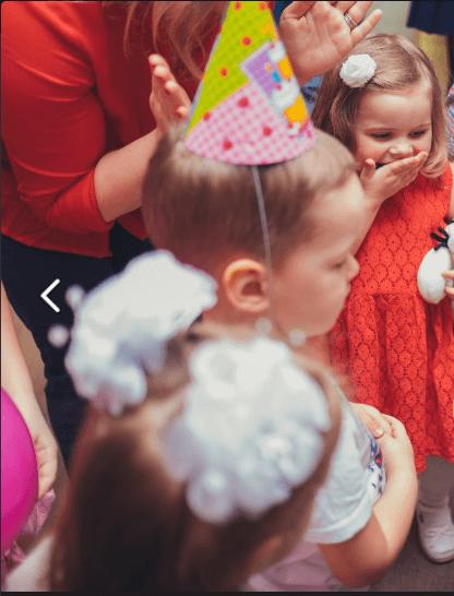 кейтеринг на день рождения ребенка